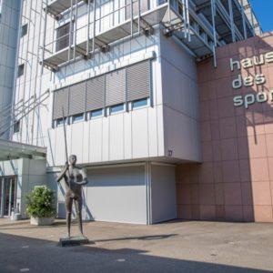 Krimi-Trail Ittigen - Haus des Sports