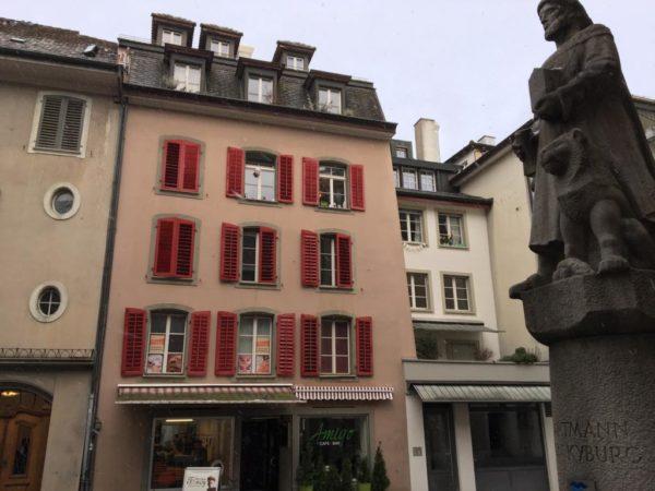 Krimi-Trail Aarau: Mord in der Aarauer Altstadt