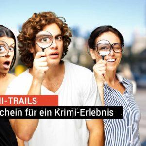 Produktbild Gutschein - Krimi-Trails