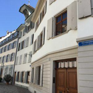 Krimi-Trail Basel: Mord beim Basler Münster