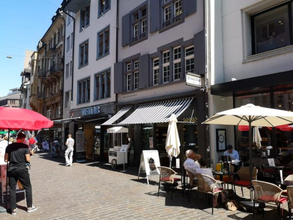 Krimi-Trail Kids Basel: Basler Läckerli Rezept gestohlen