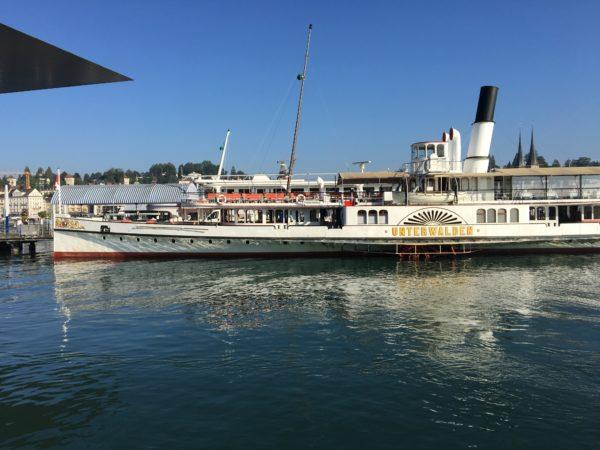 Krimi-Trail Kids Luzern: Dampfschiff gestrandet