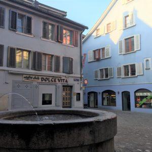 Krimi-Trail Zürich: Raubüberfall im Niederdörfli