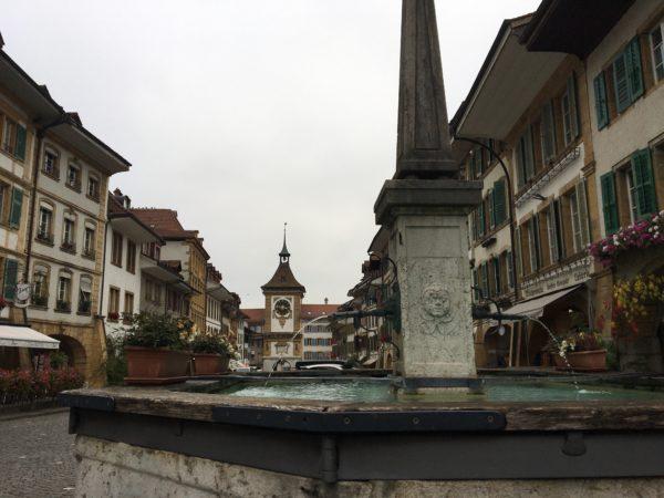 Krimi-Trail Murten: Bankraub in Murtens Altstadt