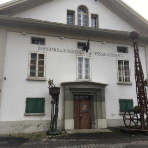 Krimi-Trail Burgdorf: Verkohlte Luginbühl-Skulpturen