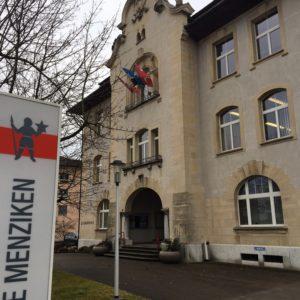 Krimi-Trail Menziken: Feuerteufel in Menziken?
